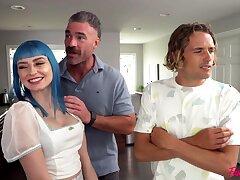 Jewelz Blu, Kit Mercer - Sky pilot Gives Gold Stars