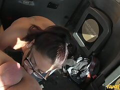 Horny spanish lady does anal