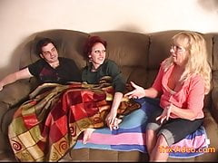 Taboo Brother Sister Caught by MOM