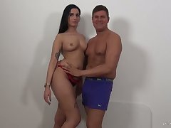 Lusty Loren Minardi loves taking fat prick into her anus deep enough for delight