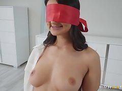 after the tit job Eliza Ibarra can't wait to erode friend's hard penis